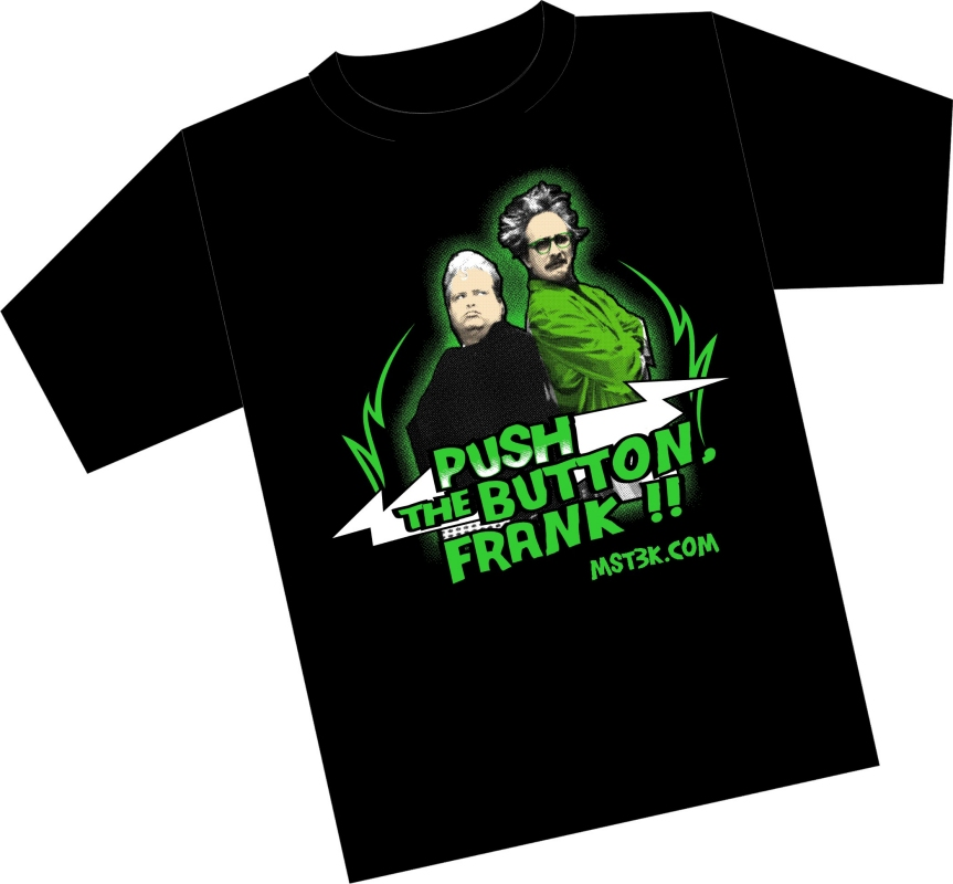 New dr f frank shirt mst3k the discussion board