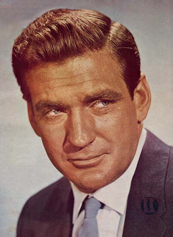 rod taylor inglorious
